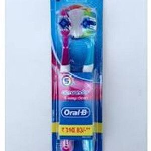 Oral B All Rounder 5 Way Clean Brush