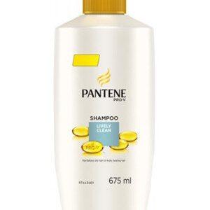 Pantene Shampoo Lively Clean 675 Ml Bottle