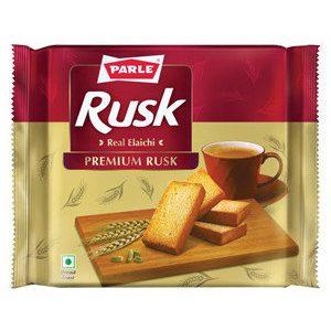 Parle Rusk – Real Elaich, 200 gm Carton