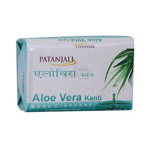 Patanjali Body Cleanser Aloevera Kanti 150 Grams