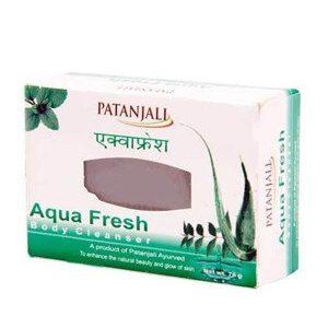 Patanjali Body Cleanser Aquafresh 75 Grams