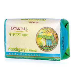 Patanjali Body Cleanser Kanti Panchagavya 75 Grams