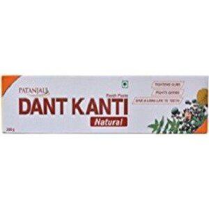 Patanjali Dant Kanti Natural Tooth Paste 100 Grams