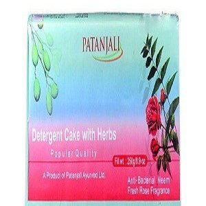 Patanjali Detergent Cake Popular 125 gm