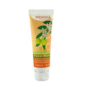 Patanjali Face Wash Lemon Honey 60 Grams