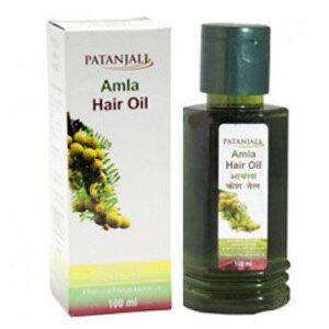 Patanjali Hair Oil Amla 100 Ml Carton