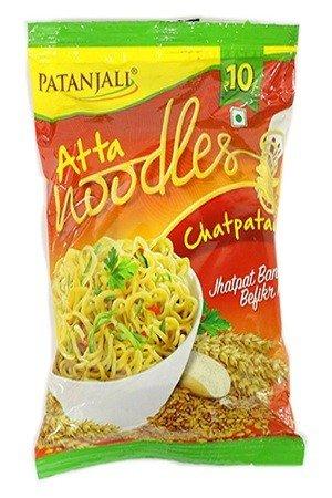 Patanjali Atta Noodles – Classic, 60 gm