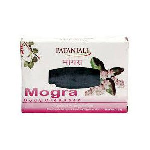 Patanjali Mogra Body Cleanser 75 Grams Carton