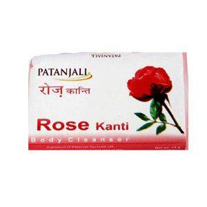 Patanjali Rose Kanti Body Cleanser 75 Grams