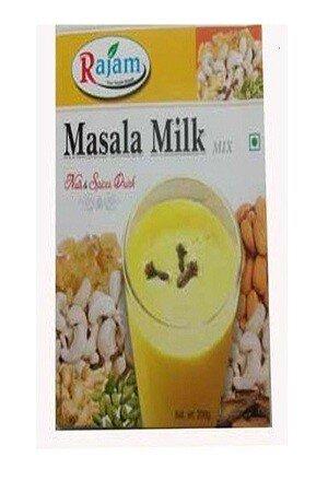 Rajam Masala Milk Box 200 Grams