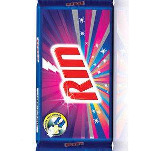Rin Detergent Bar, 75 gm