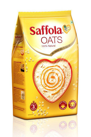 Saffola Oats, 200 gm Pouch