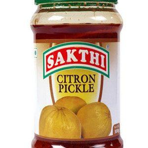 SAKTHI PICKLE CITRON 300 GM