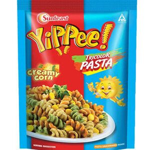 Sunfeast Yippee Tricolor Pasta 70 Grams