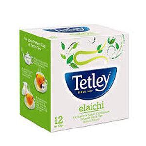 Tetley Tea Bags Elaichi 12 Pcs Carton