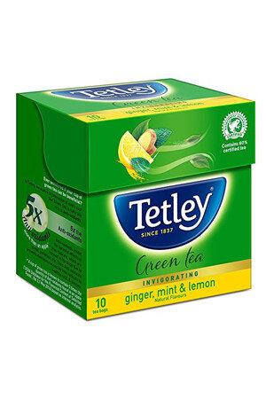 Tetley Lemon Tea 12 Bags