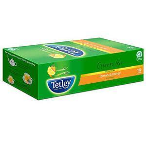 Tetley Tea Bags 100 Pcs Pouch