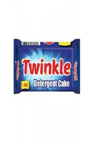 Twinkle Detergent Cake 170gm