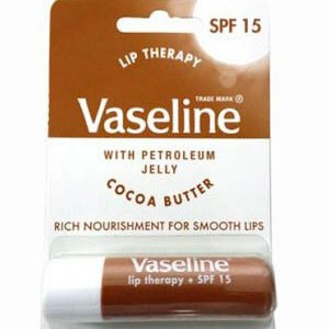 Vaseline Lip Therapy Cocoa Butter 4 Grams