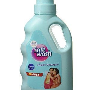 Wipro Safewash Woolens Liquid Detergent 500 Grams Buy 1 Get 1