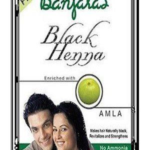 Banjaras Amla Black Henna 50 Grams