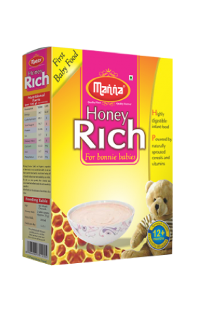 Manna Honey Rich 200 Grams