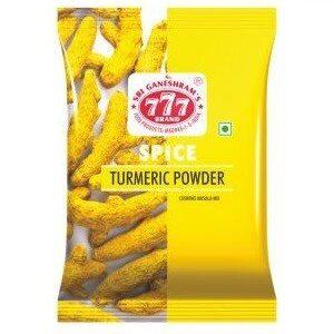 777 Turmeric Powder 50 Grams Pouch