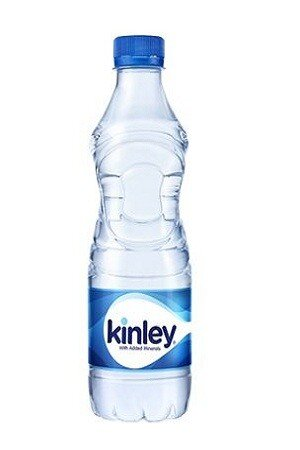Kinley Mineral Water, 2 Litre Bottle