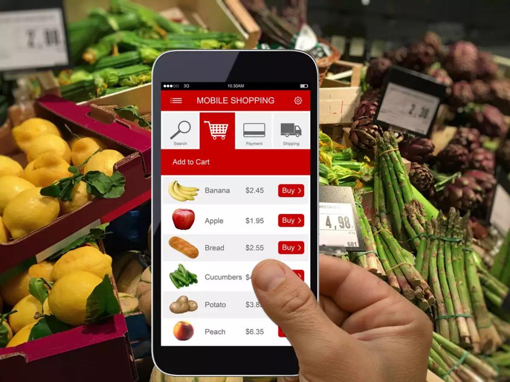 Online Grocery in Selaiyur