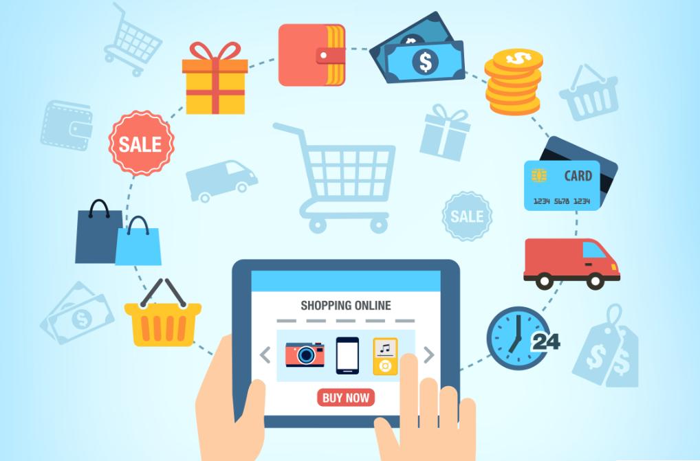 Shopping Website in Chennai